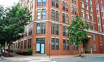 Building, 1201 N Garfield St, 2