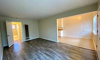 Living Room, 161 Towne Terrace, 1