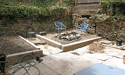 Patio / Deck, 2367 W Clifton Ave, 2