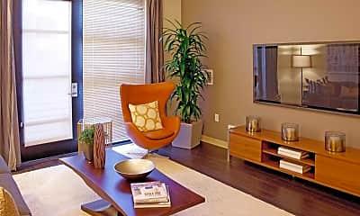 Living Room, Venue, 1