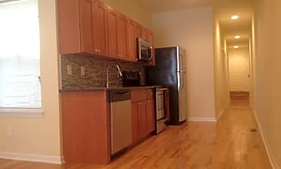 Kitchen, 415 N 41st Street - Unit A, 0