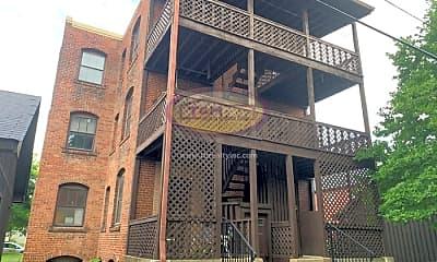 Building, 1827 N Talbott St, 1