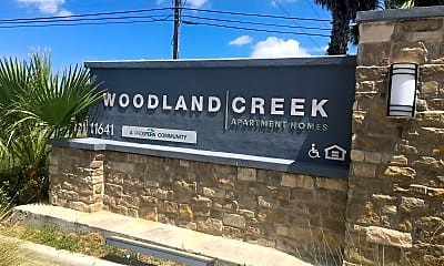 Woodland Creek Apartments, 1