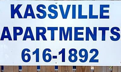 Kassville Apartments, 1