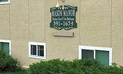 Mason Manor, 1