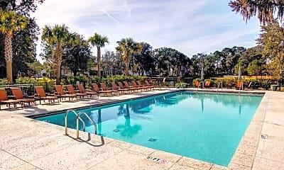 Pool, Riviera At Seaside Farms, 1