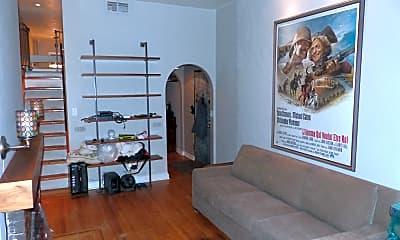 Living Room, 161 W 10th St, 1