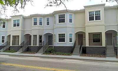 King Stone Townhome Apartments, 1