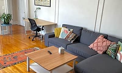 Living Room, 36 Duncan Avenue, 2