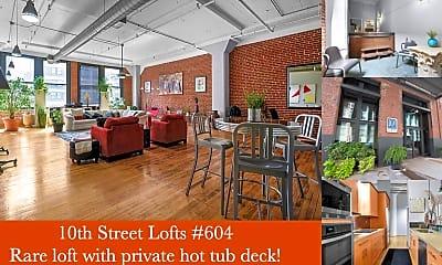 Dining Room, 1010 St Charles St 604, 0