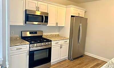 Kitchen, 12 Hillside Terrace, 0