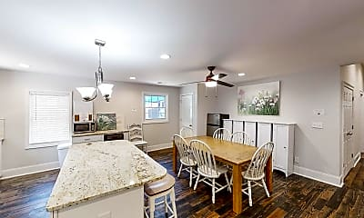 Dining Room, Room for Rent -  less than a minute walk to bus st, 0