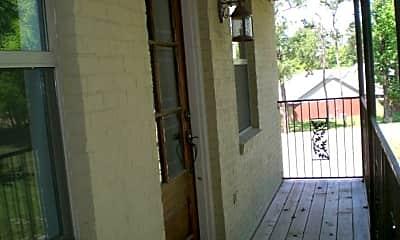 Patio / Deck, 120 County Road 1084, 1