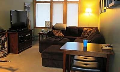 Living Room, University Gables, 1