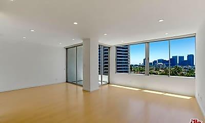 Living Room, 10501 Wilshire Blvd 1108, 1