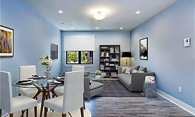 Living Room, 2265 Hughes Ave 6A, 0