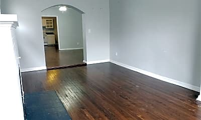 Living Room, 1702 Hampton Blvd 1, 1