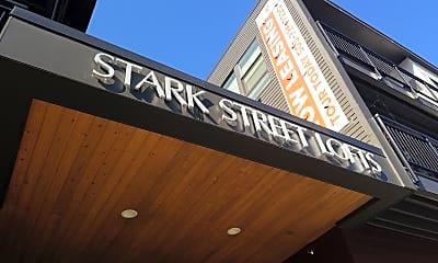 Stark Street Lofts, 1