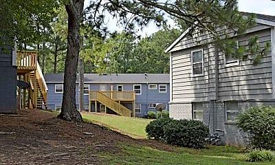 Building, Park Woods Estates, 2