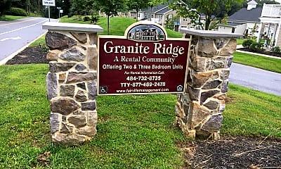 Granite Ridge, 1