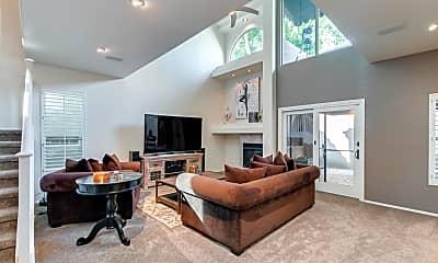 Living Room, 7240 N Dreamy Draw Dr, 1
