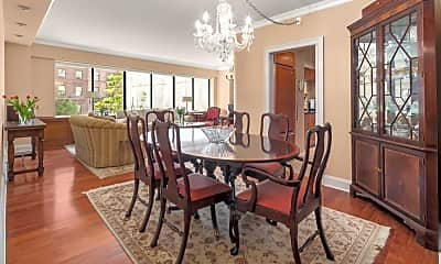 Dining Room, 900 Park Ave 3-E, 1