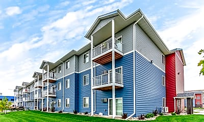 Building, Homefield Senior Living Apartments, 0
