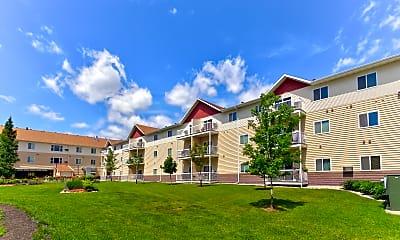 Building, One Oak Place Retirement Community, 1