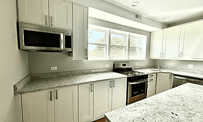 Kitchen, 1729 W Bryn Mawr Ave, 1