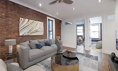 Living Room, 211 1st Avenue, 0