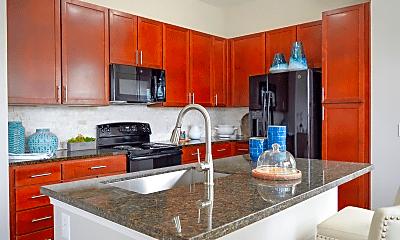 Kitchen, Palazzo at Cypresswood Apartments, 1