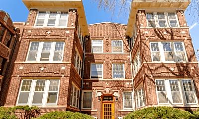 Building, 1414 W Rascher Ave, 1
