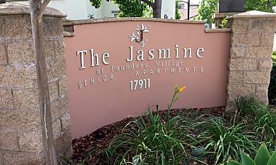 Jasmine Senior, 1