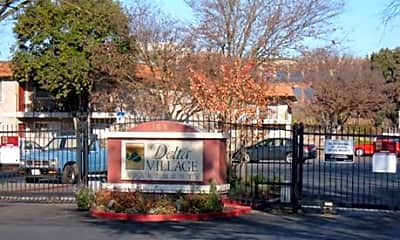 Delta Village Apartments, 1