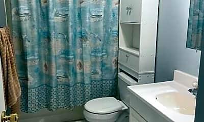 Bathroom, 27 W Front St B, 2
