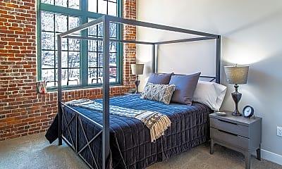 Bedroom, Waterhead Residential Building, 1