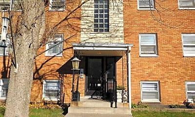 Building, St. Paul Midtown Apartments, 1