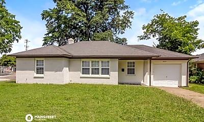 Building, 4600 N Renshaw Dr, 1