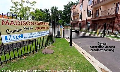Community Signage, 1655 Madison Ave, 1