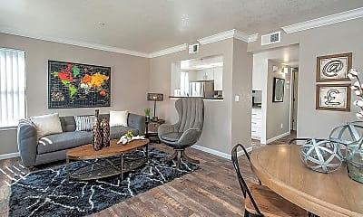 Living Room, Sandpiper Village, 0