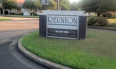 Reunion Apartments, 1