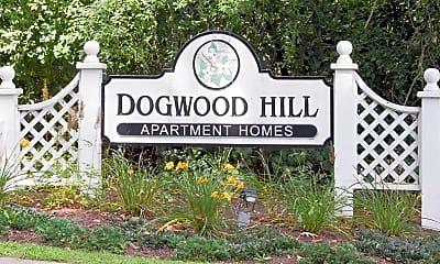 Community Signage, Dogwood Hill, 2