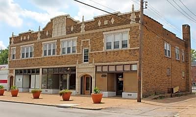 Building, 3608 Bates St, 2
