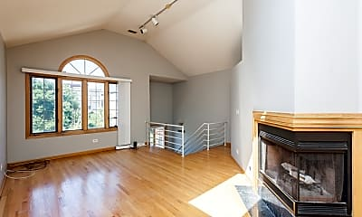 Living Room, 1410 N Bosworth Ave, 0