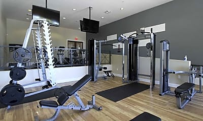 Fitness Weight Room, Coldwater Springs, 1