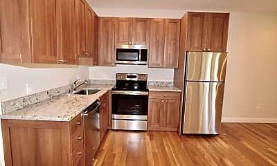 Kitchen, 601 Washington St 5, 1