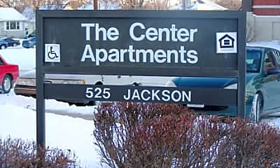 The Center Apartments, 0