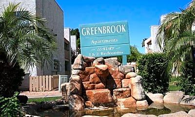 Greenbrook Apartments, 1