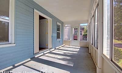 Patio / Deck, 924 E High St, 1