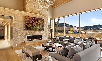 Living Room, 425 Aspen Valley Ranch Rd, 1